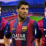 Barcelona Akan Turunkan Trio MSN Lawan Manchester City