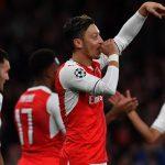 Laga Arsenal Ludogorets Berakhir 6-0