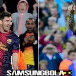 Inilah Gol Pertama Messi Sejak Tahun 2013