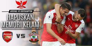 Prediksi Arsenal vs Southampton 01 Desember 2016
