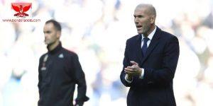 Lewat Kemenangan Real Madrid, Zidane Tidak Down