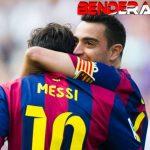 Messi adalah yang terbaik!' – Xavi bersikeras Ronaldo TIDAK layak