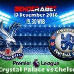 Prediksi Crystal Palace vs Chelsea 17 Desember 2016