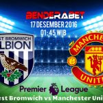 Prediksi West Bromwich vs MU 18 Desember 2016