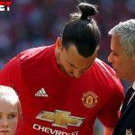 Kata Mourinho: Ibrahimovic Tidak Mungkin Di Singkirkan