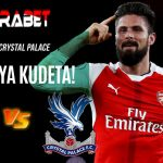 Prediksi Pertandingan Arsenal vs Crystal Palace 01 Januari 2017