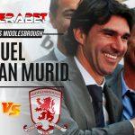 Prediksi Manchester United vs Middlesbrough 31 Desember 2016