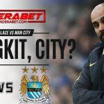 Prediksi Pertandingan Crystal Palace vs Manchester City 28 Januari 2017