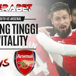 Prediksi Pertandingan Bournemouth vs Arsenal 04 Januari 2017