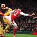 Hasil Akhir Pertandingan Arsenal vs Crystal Palace: Skor 2-0