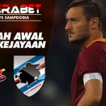 Prediksi Pertandingan AS Roma vs Sampdoria 20 Januari 2017