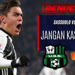 Prediksi Petandingan Sassuolo vs Juventus 29 Januari 2017