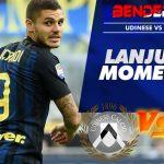 Prediksi Pertandingan Udinese vs Inter Milan 08 Januari 2017