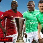 Manchester United Berhasil Membobol Saint Etienne 1-0 Pada Babak Pertama
