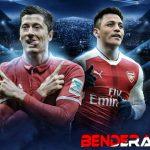 Prediksi Bayern Munchen vs Arsenal 16 Februari 2017