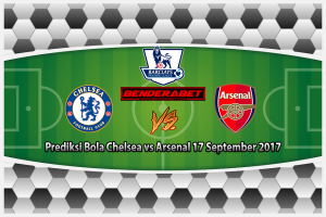 Prediksi Bola Chelsea vs Arsenal 17 September 2017