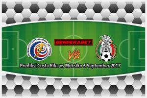 Prediksi Costa Rika vs Meksiko 6 September 2017