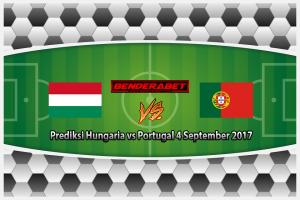 Prediksi Hungaria vs Portugal 4 September 2017