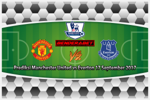 Prediksi Manchester United vs Everton 17 September 2017