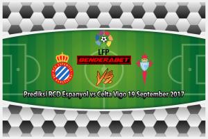 Prediksi RCD Espanyol vs Celta Vigo 19 September 2017