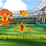 Prediksi Pertandingan Manchester United vs Newcastle United 19 November 2017