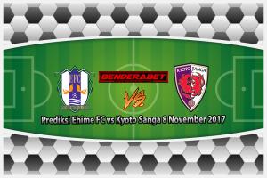 Prediksi Ehime FC vs Kyoto Sanga 8 November 2017