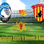 Prediksi Pertandingan Atalanta vs Benevento 28 November 2017