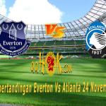 Prediksi Pertandingan Everton vs Atalanta 24 November 2017