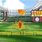 Prediksi Pertandingan Juventus vs Barcelona 23 November 2017
