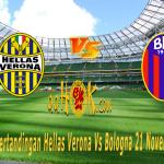Prediksi Pertandingan Hellas Verona vs Bologna 21 November 2017