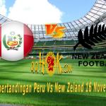 Prediksi Pertandingan Peru vs Selandia Baru 16 November 2017