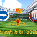 Prediksi Pertandingan Brighton & Hove Albion vs Stoke City 21 November 2017