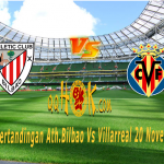 Prediksi Pertandingan Athletic Bilbao vs Villarreal 20 November 2017