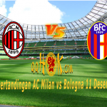 Prediksi Pertandingan AC Milan vs Bologna 11 Desember 2017