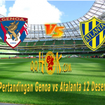 Prediksi Pertandingan Genoa vs Atalanta 12 Desember 2017