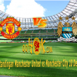 Prediksi Pertandingan Manchester United vs Manchester City 10 Desember 2017