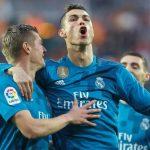 Ronaldo Masih Betah di Madrid