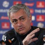 Mourinho Minta MU berhenti belanja pemain baru