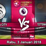 Prediksi Pertandingan Swansea City vs Tottenham Hotspur 3 Januari 2018