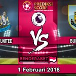 Prediksi Pertandingan Newcastle United vs Burnley 1 Februari 2018