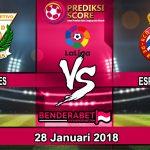 Prediksi Pertandingan Leganes vs Espanyol 28 Januari 2018