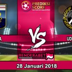 Prediksi Pertandingan Genoa vs Udinese 28 Januari 2018