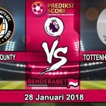 Prediksi Pertandingan Newport County vs Tottenham 28 Januari 2018