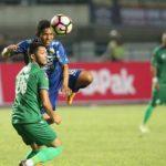 PSMS Medan Permalukan Persib Bandung di GBLA
