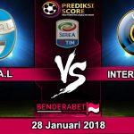 Prediksi Pertandingan S.P.A.L vs Inter Milan 28 Januari 2018