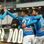 Kalahkan Lazio, Napoli Kembali ke Puncak Klasemen