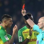 Wasit yang Menekel dan Mengkartu Merah Pemain Nantes Dihukum Berat