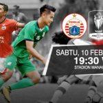 Semifinal Piala Presiden: PSMS Vs Persija Malam Nanti