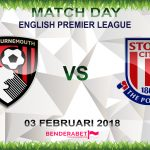 Prediksi Bournemouth vs Stoke City 3 Februari 2018