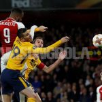 Video: Arsenal Diimbangi 10 Pemain Atletico 1-1